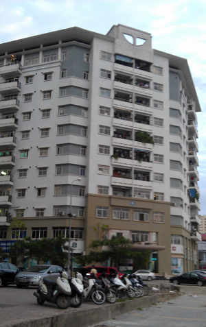 Phú Điền- Địa ốc trầm lắng kéo theo VLXD khó khăn