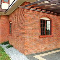 Phú Điền- sử dụng gạch tuynel trang trí (mẫu_16)